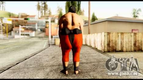 Yokozuna für GTA San Andreas dritten Screenshot