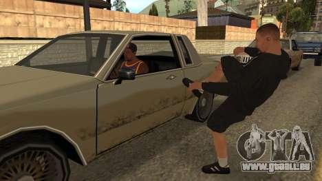 Crush Car für GTA San Andreas