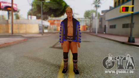 Chris Jericho 1 für GTA San Andreas zweiten Screenshot