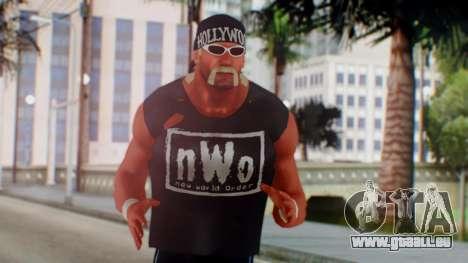 Holy Hulk Hogan pour GTA San Andreas