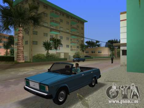VAZ 21047 Cabrio für GTA Vice City