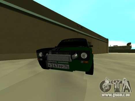 Vaz 2106 Ex animo Sport pour GTA San Andreas