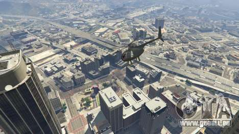 GTA 5 Hughes OH-6 Cayuse vierten Screenshot