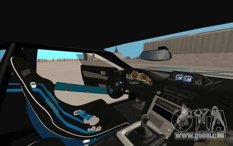 Elegy Drift King GT-1 [2.0] für GTA San Andreas obere Ansicht