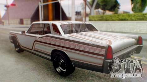 GTA 5 Vapid Chino Tunable IVF für GTA San Andreas