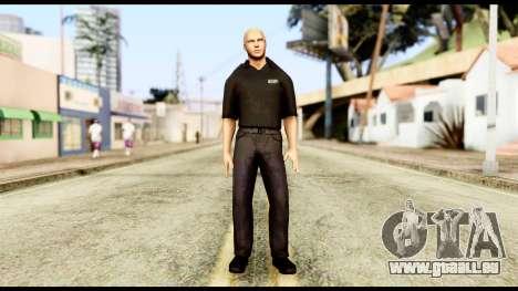WWE SEC 1 für GTA San Andreas zweiten Screenshot
