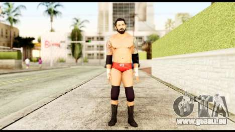 WWE Wade Barret pour GTA San Andreas deuxième écran