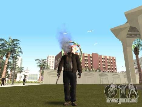 Paare Mund CJ ' Ya und Passanten für GTA San Andreas fünften Screenshot