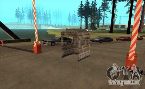 Personnalisé pour GTA San Andreas