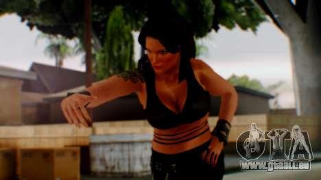 WWE Lita für GTA San Andreas