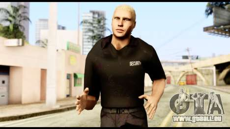 WWE SEC 1 für GTA San Andreas