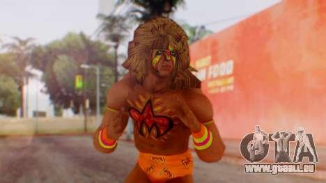 U Warrior für GTA San Andreas