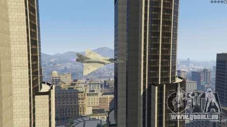 Dassault Mirage 2000-C FAB für GTA 5