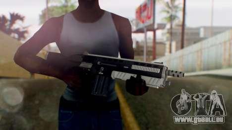 GTA 5 Assault Shotgun - Misterix 4 Weapons pour GTA San Andreas troisième écran