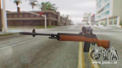Arma2 M14 Sniper für GTA San Andreas