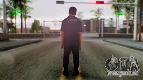 WWE Jerry Lawler für GTA San Andreas dritten Screenshot