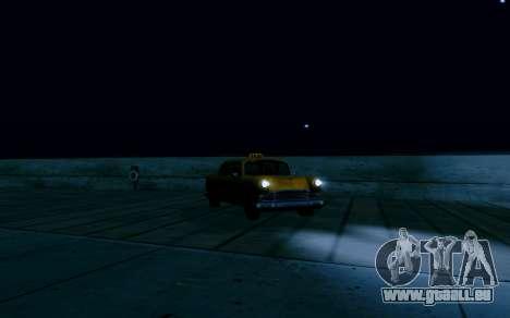 Realistic ENB v1.2.1 für GTA San Andreas dritten Screenshot