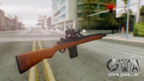 Arma2 M14 Sniper für GTA San Andreas zweiten Screenshot