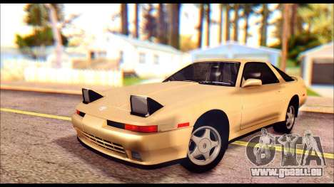 Toyota Supra MK3 Tunable für GTA San Andreas