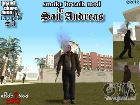Paare Mund CJ ' Ya und Passanten für GTA San Andreas