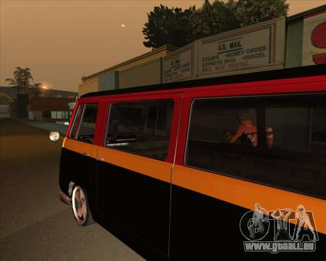 Neues Fahrzeug.txd v2 für GTA San Andreas achten Screenshot