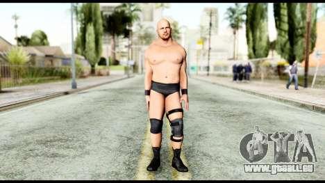 WWE Stone Cold 1 pour GTA San Andreas deuxième écran
