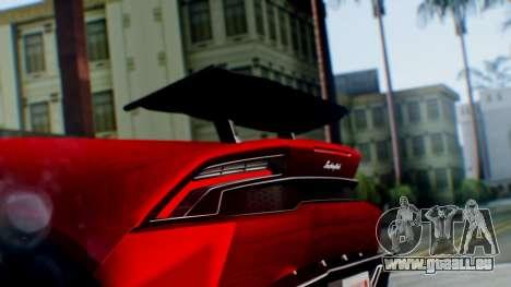 Akatsuki ORB-01 ENBSeries ReShade für GTA San Andreas zehnten Screenshot