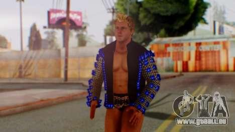 Chris Jericho 1 pour GTA San Andreas