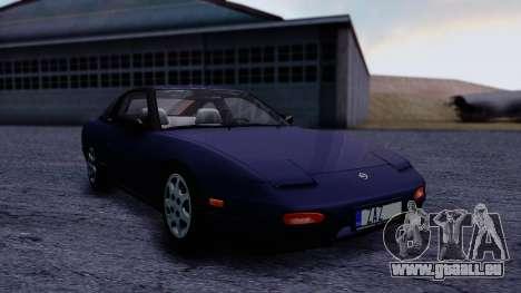 Nissan 240SX SE 1994 Stock für GTA San Andreas