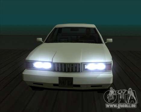 Neues Fahrzeug.txd v2 für GTA San Andreas elften Screenshot