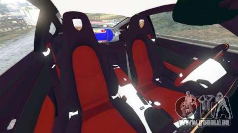 Porsche 997 GT2 RS [race] pour GTA 5