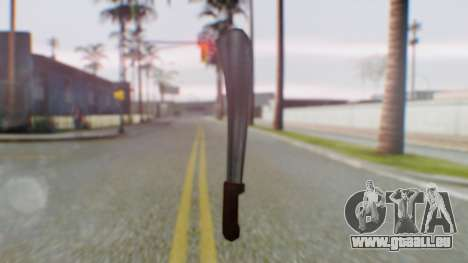 Vice City Machete pour GTA San Andreas