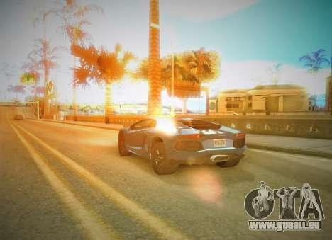SA SuperPro ENB v1 pour GTA San Andreas deuxième écran