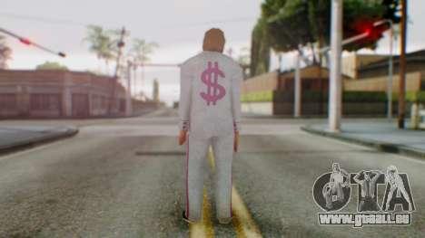 Dollar Man 2 pour GTA San Andreas troisième écran