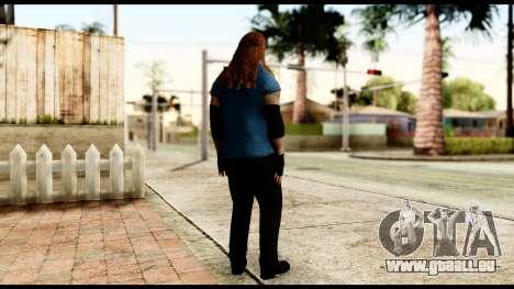 WWE UAB pour GTA San Andreas troisième écran