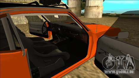 Chevrolet Camaro SS Rusty Rebel pour GTA San Andreas