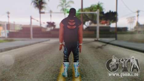 Holy Hulk Hogan pour GTA San Andreas troisième écran