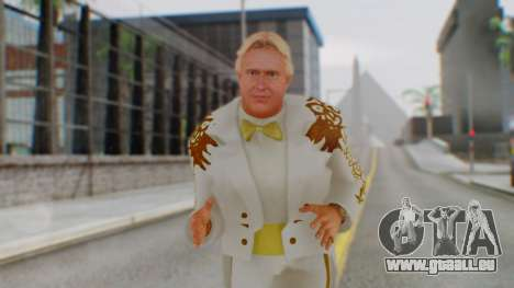 Bobby Heenan für GTA San Andreas