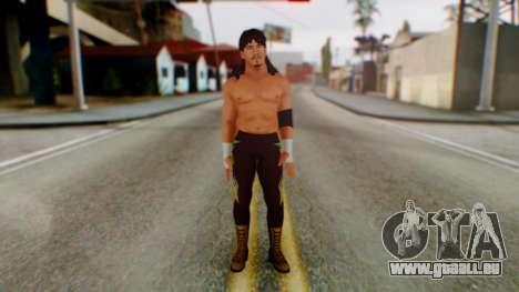 Eddie Guerrero für GTA San Andreas zweiten Screenshot