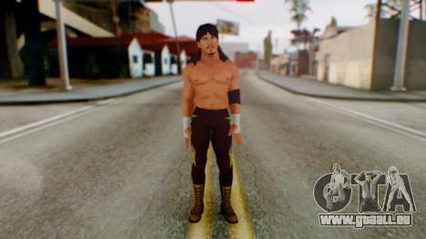 Eddie Guerrero pour GTA San Andreas deuxième écran