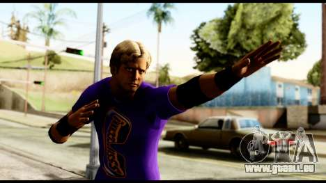 Zack Ryder 2 pour GTA San Andreas