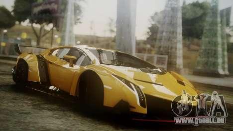 Lamborghini Veneno 2012 pour GTA San Andreas