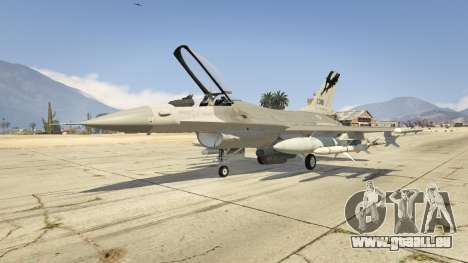 F-16C Fighting Falcon für GTA 5