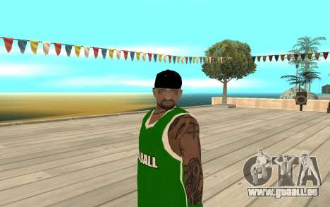 Fam3 Eli Ball pour GTA San Andreas