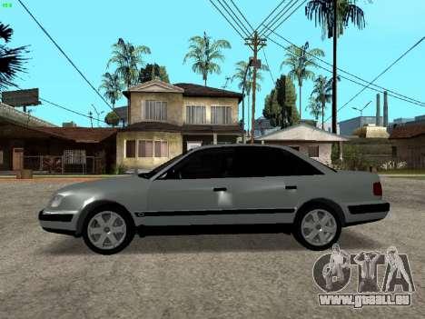 Audi 100 C4 1992 für GTA San Andreas linke Ansicht