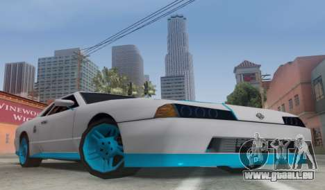 Elegy Drift King GT-1 [2.0] pour GTA San Andreas