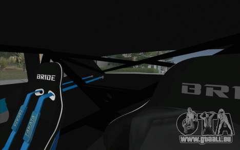 Elegy Drift King GT-1 [2.0] für GTA San Andreas Seitenansicht