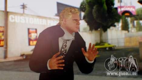 Mr Perfect für GTA San Andreas
