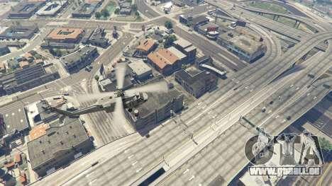 GTA 5 MH-60S Knighthawk cinquième capture d'écran