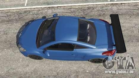 GTA 5 Peugeot RCZ vue arrière